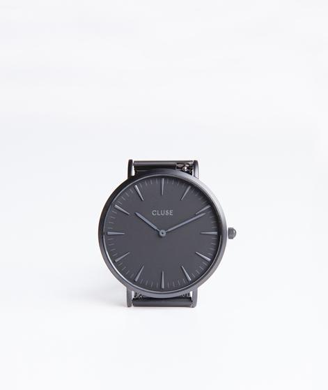CLUSE La Boheme Uhr mesh full/black