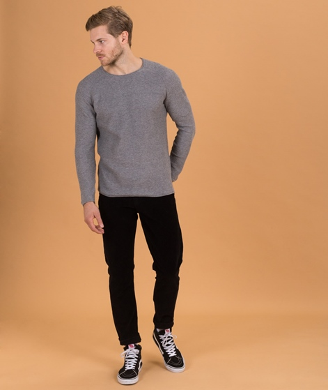 NOWADAYS Honeycomb Pullover medium grey