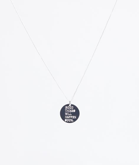 GOODTHINGSWILLHAPPENSOON Necklace silber