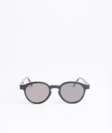 SUPER The Iconic Black Sonnenbrille