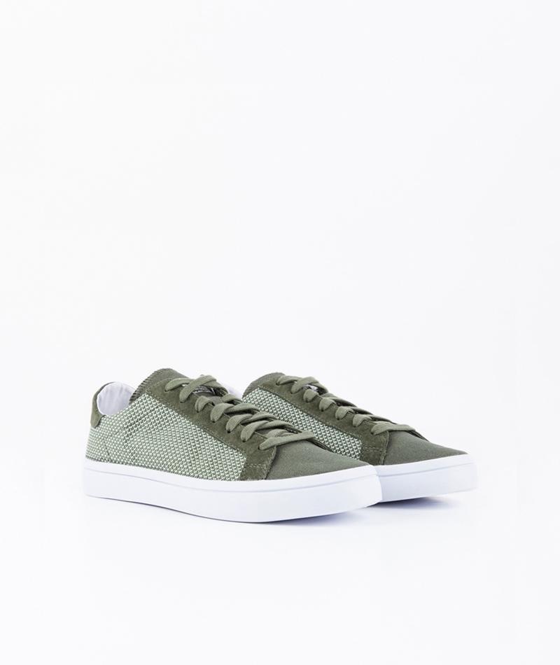 ADIDAS Court Vantage Sneaker major white