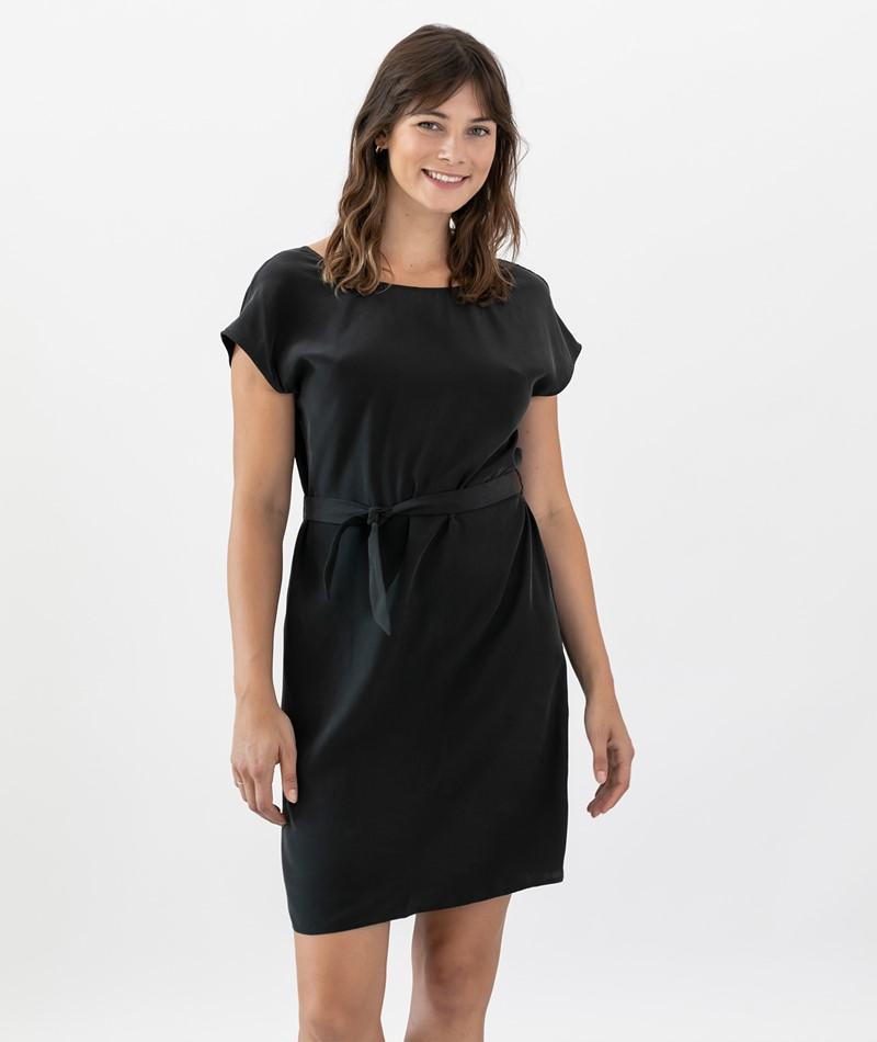 KAUF DICH GLÜCKLICH Kleid black