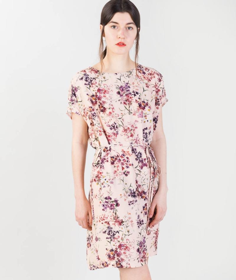 KAUF DICH GLÜCKLICH Freja Kleid flower