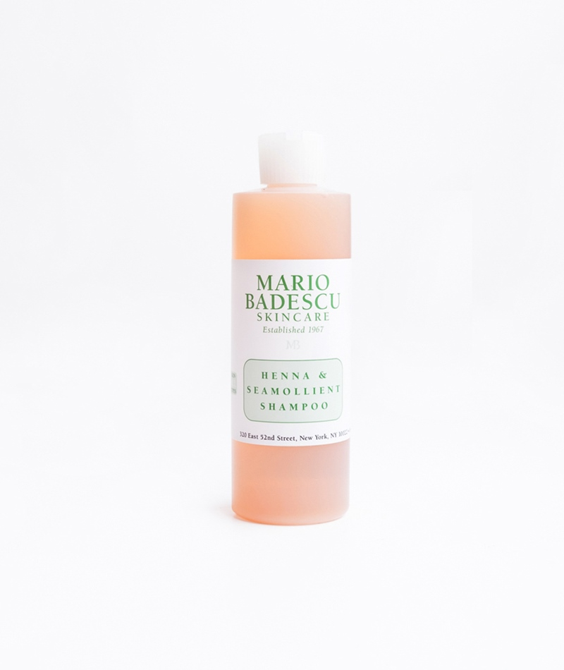 MARIO BADESCU Shampoo Henna&Seamollient