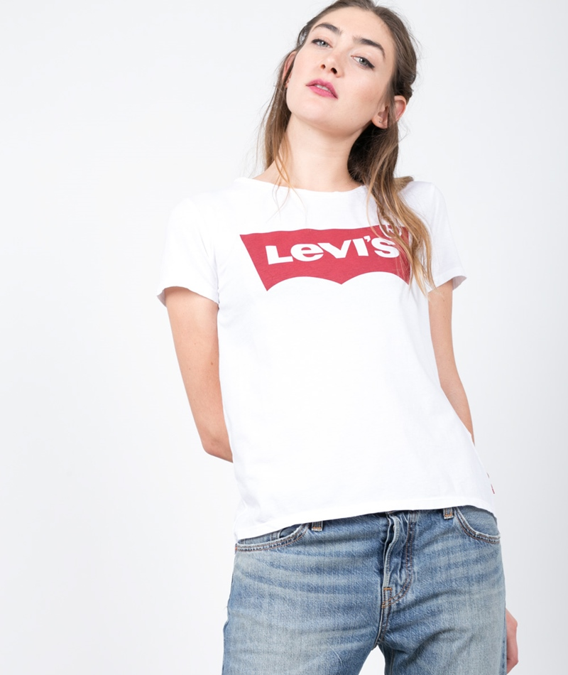 LEVIS The Perfect T-Shirt graphic bright