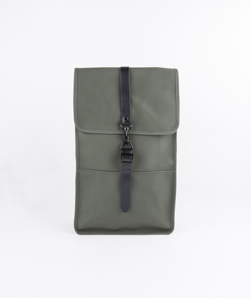 RAINS Backpack Rucksack green