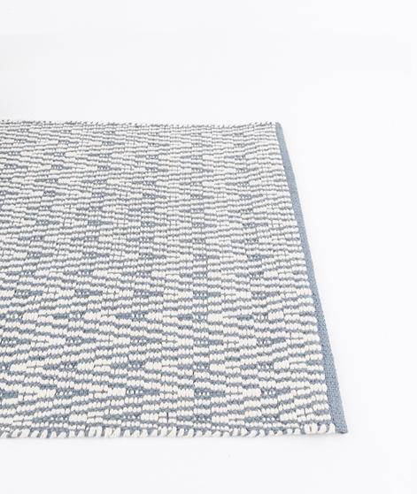 LIV INTERIOR Vienna Cotton Teppich grey
