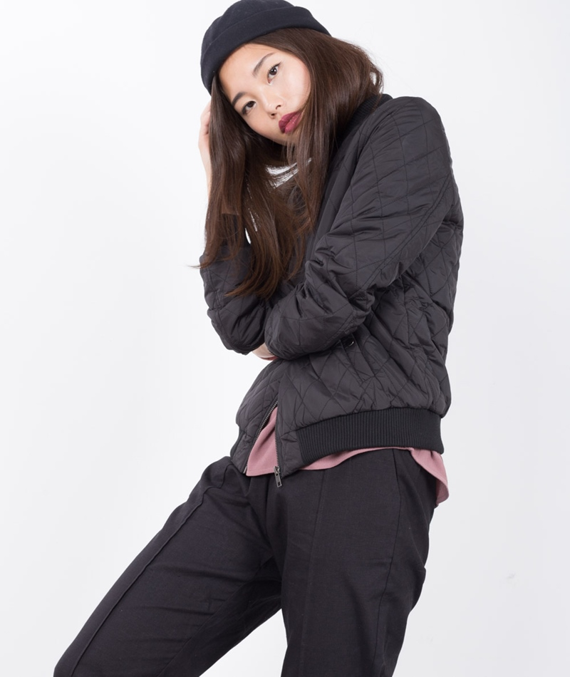 GLOBAL FUNK Import Jacke black
