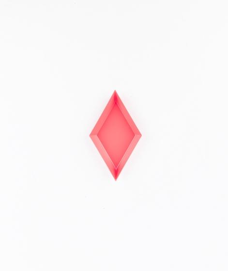 HAY Kaleido Tablett XS red