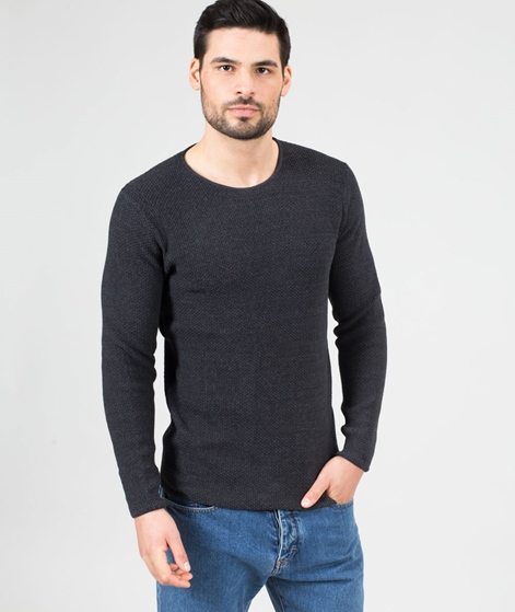 NOWADAYS R-N Structure Pullover black