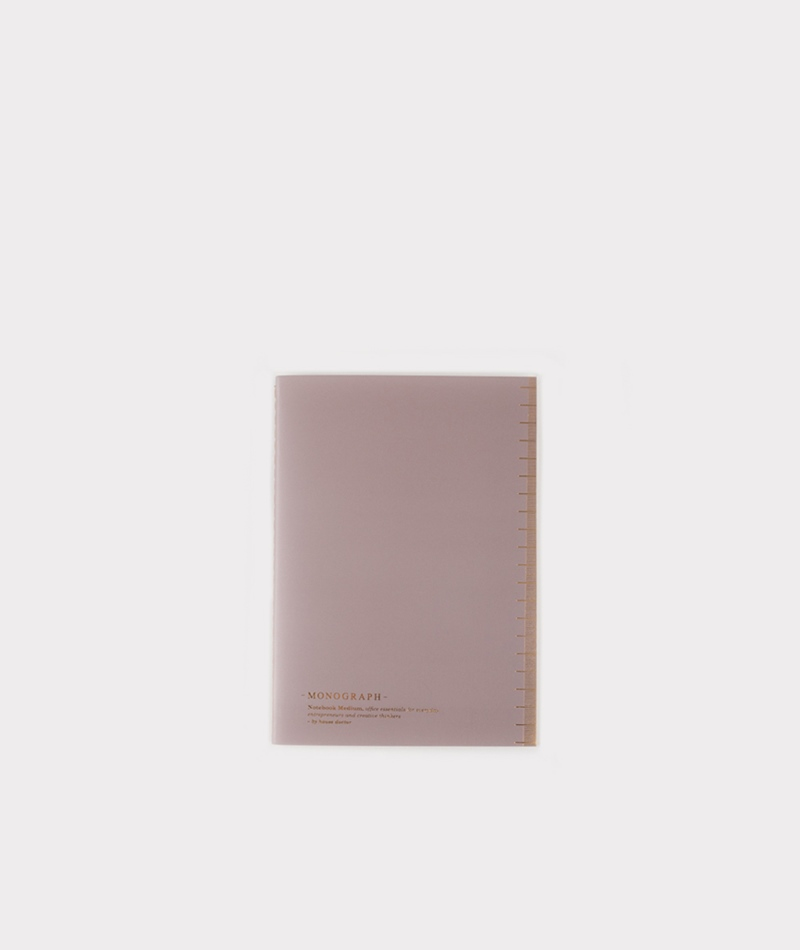 HOUSE DOCTOR MONOGRAPH Notebook A5