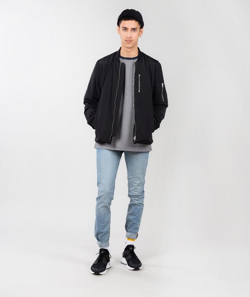 CHEAP MONDAY Tight Jeans stonewash blue