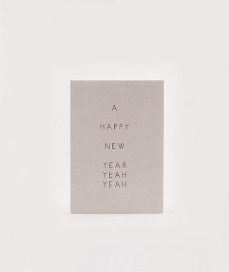 PAPIER AHOI New Year