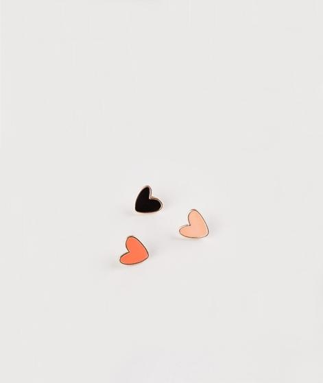 KAUF DICH GLÜCKLICH Three hearts Pin