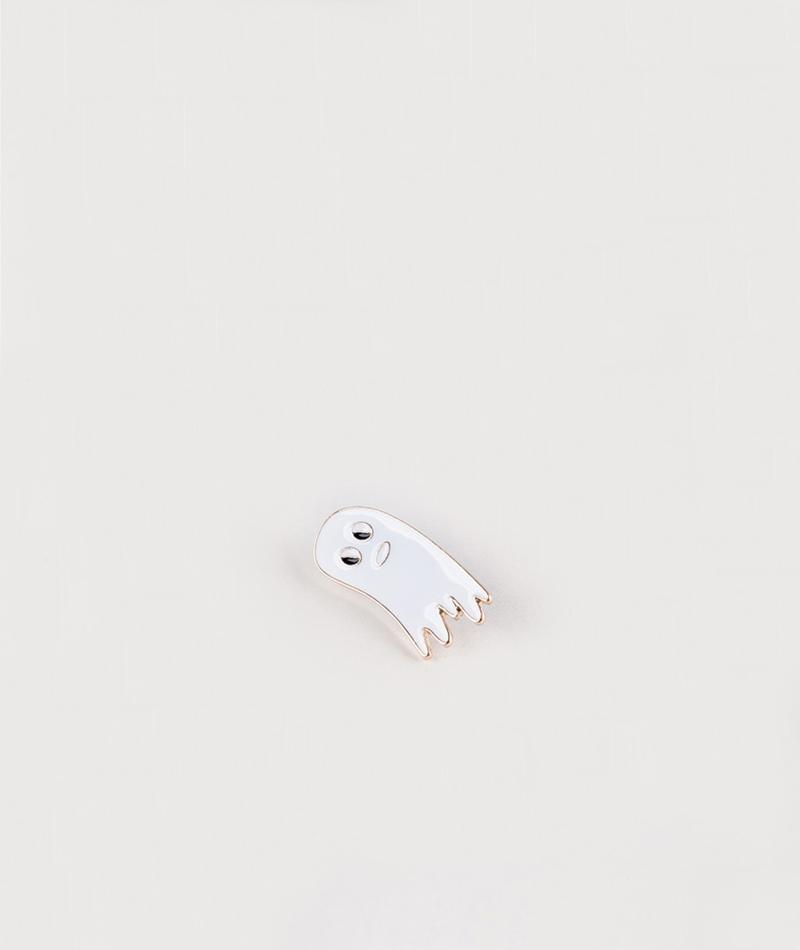 KAUF DICH GLÜCKLICH Ghost Pin