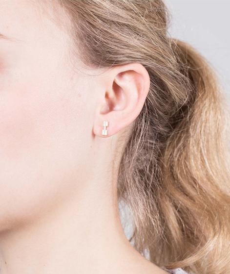 JUKSEREI Oslo Ear Stud gold