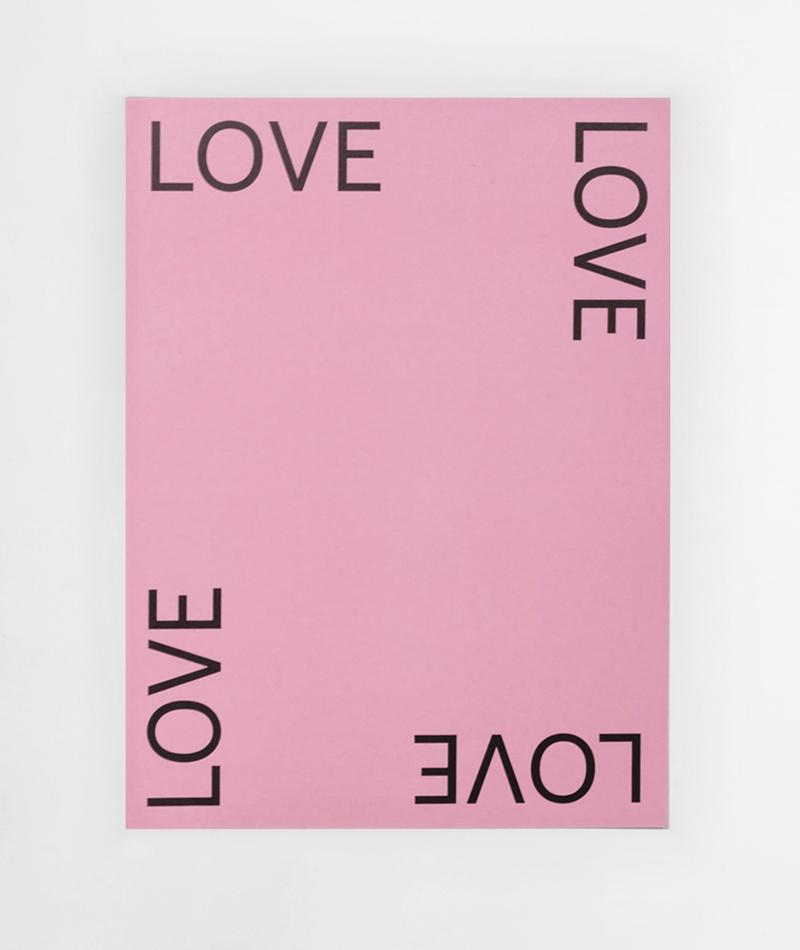 KAUF DICH GLÜCKLICH Poster Love 2