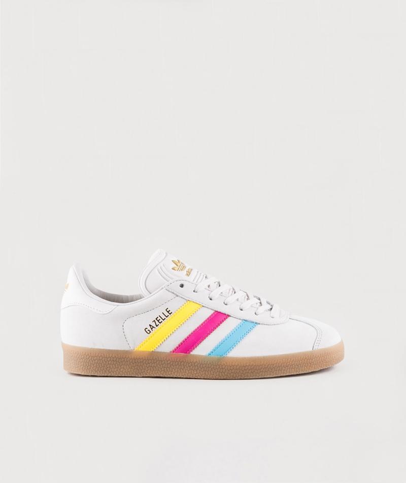 ADIDAS Gazelle Sneaker vintage white