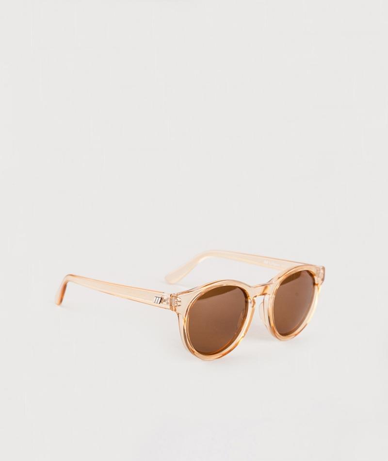 LE SPECS Hey Macarena Sonnenbrille blond
