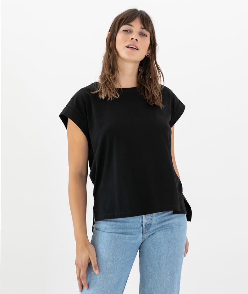 KAUF DICH GLÜCKLICH Amelie T-Shirt black