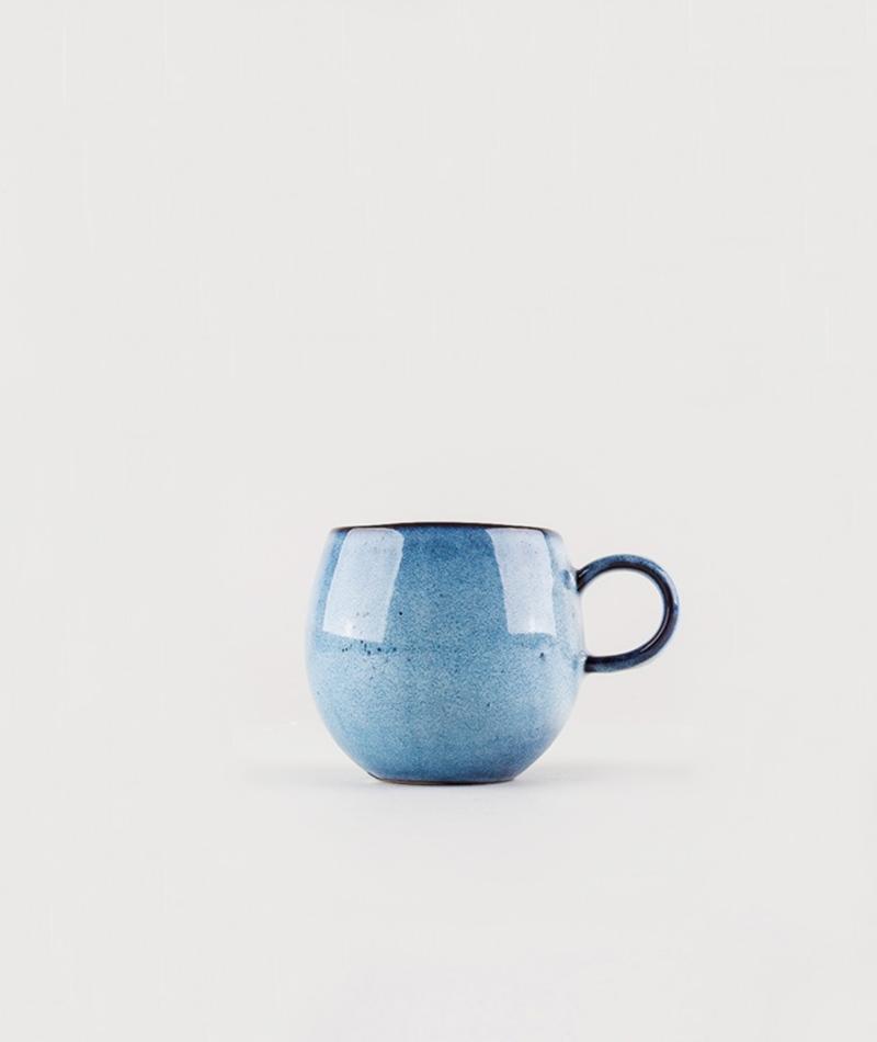 BLOOMINGVILLE Sandrine Tasse blue