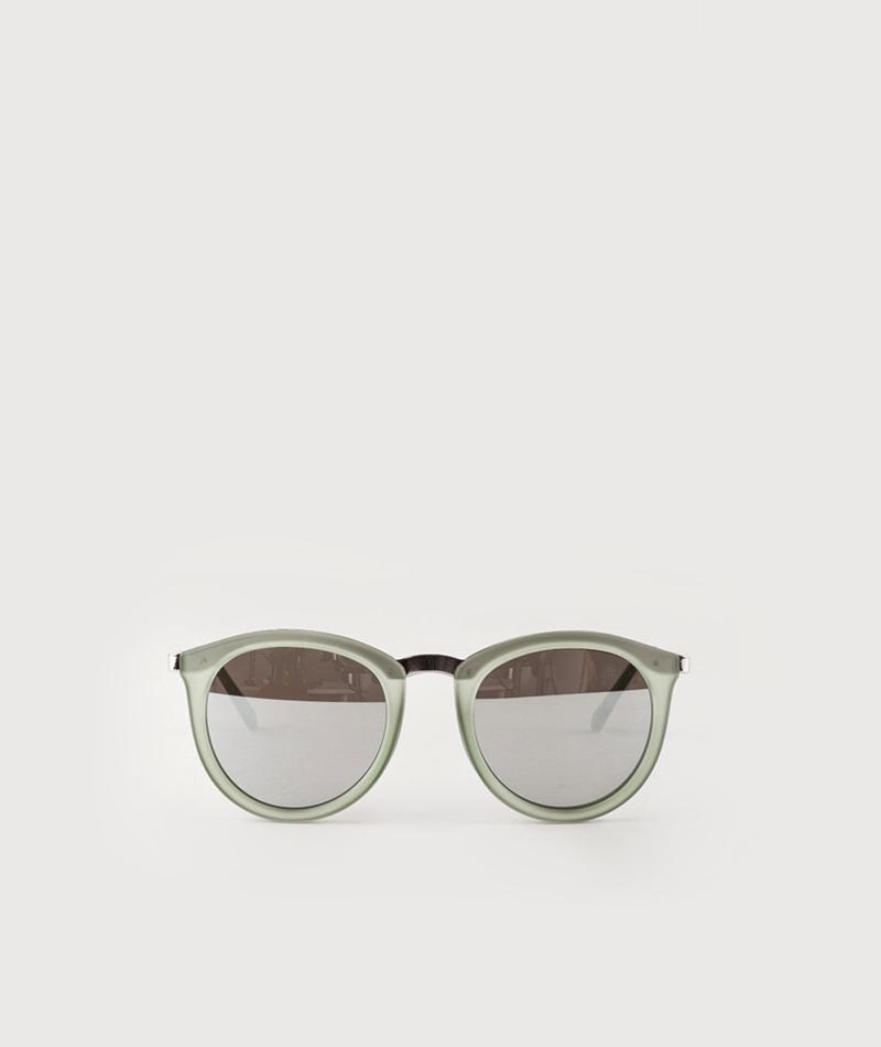 LE SPECS No Smirking Sonnenbrille oliv