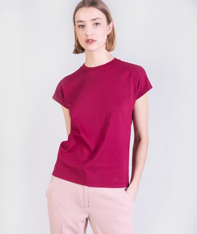 KAUF DICH GLÜCKLICH Alisa T-Shirt berry