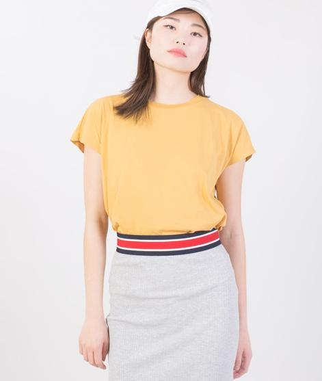 KAUF DICH GLÜCKLICH Alisa T-Shirt curry