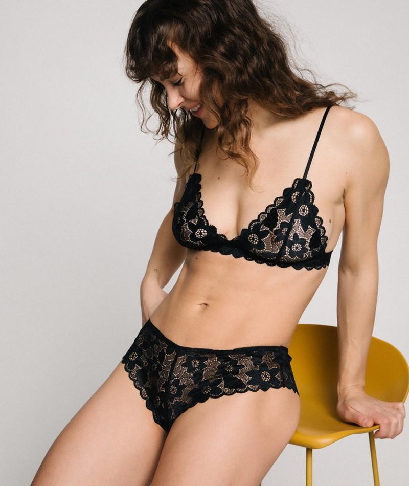 SAMSOE SAMSOE Tandy Panties black