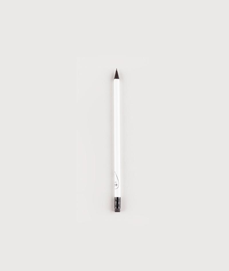 KAUF DICH GLÜCKLICH Bleistift Gespenst