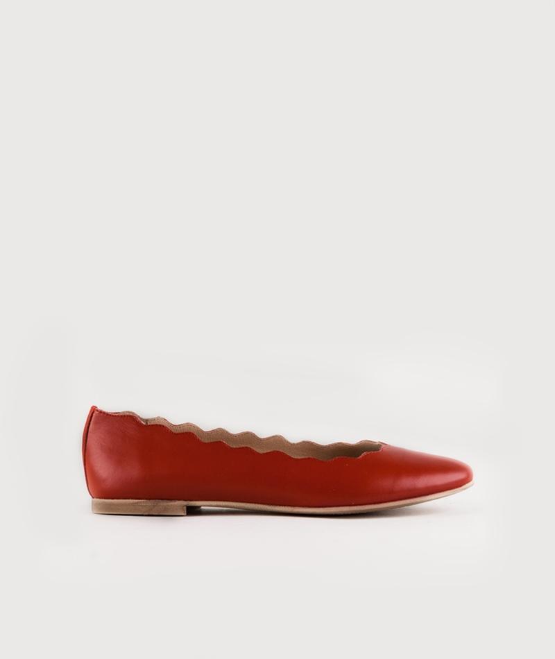 KMB U825 Schuh red