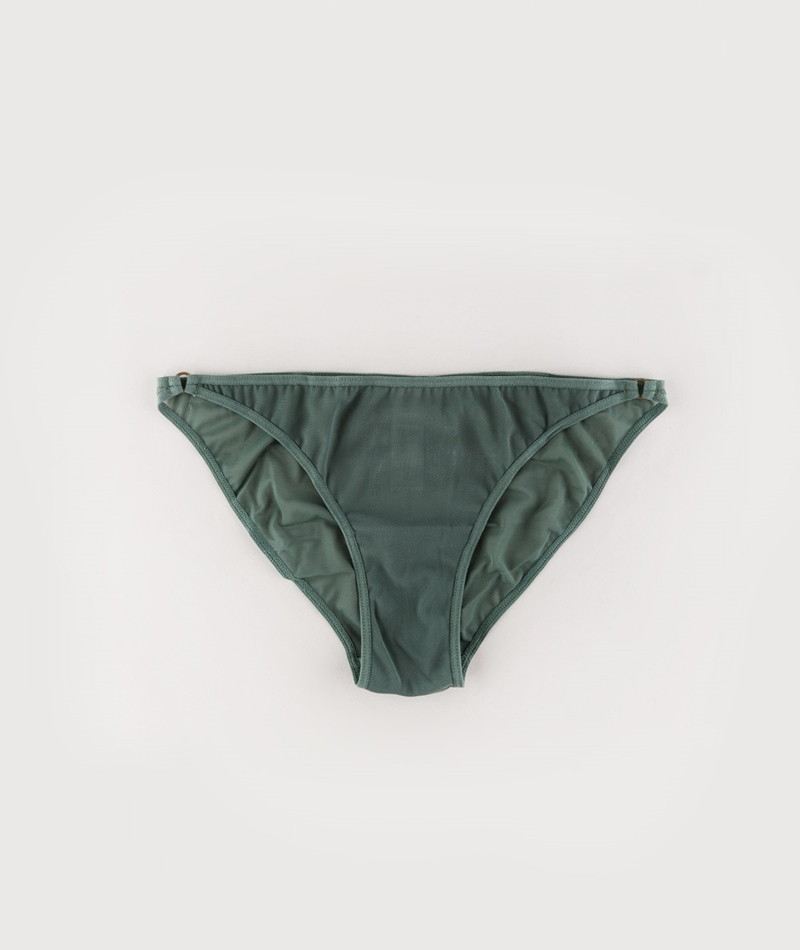 LOVE STORIES Shelby Panty dark forest