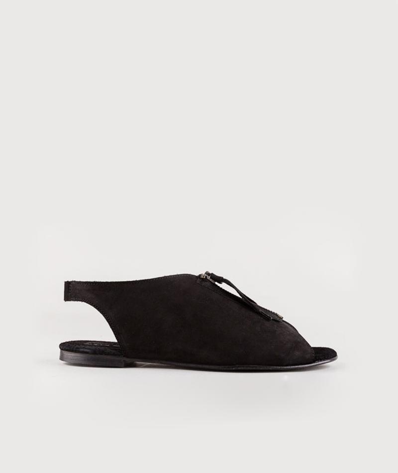 KAUF DICH GLÜCKLICH Ima Sandale black