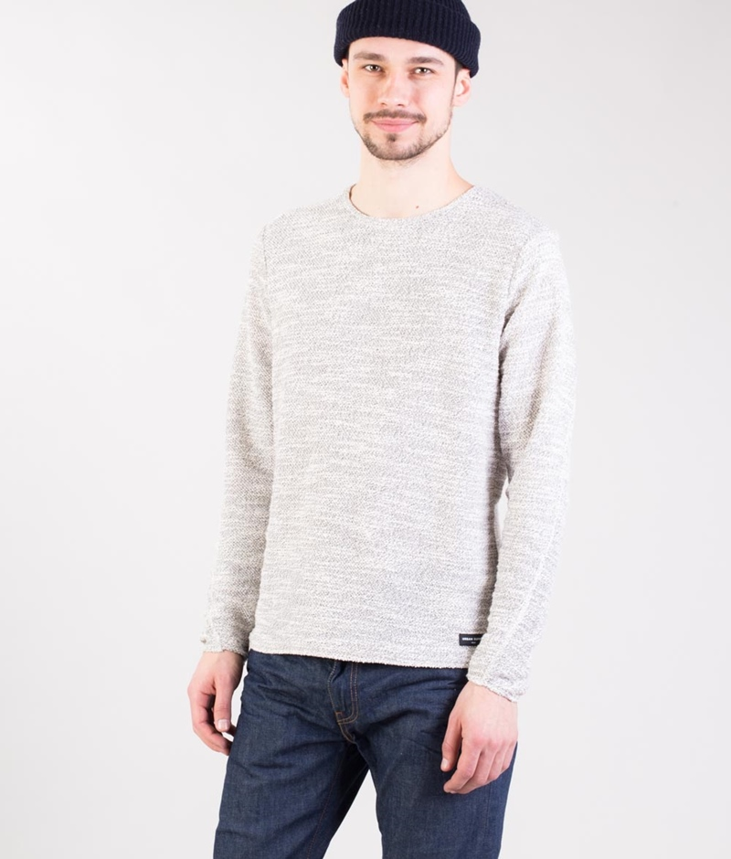 SOLID Hanibal Longsleeve grey