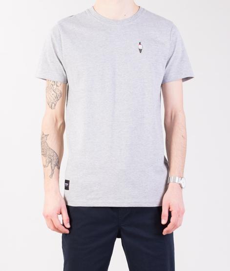 WEMOTO Cream T-Shirt heather