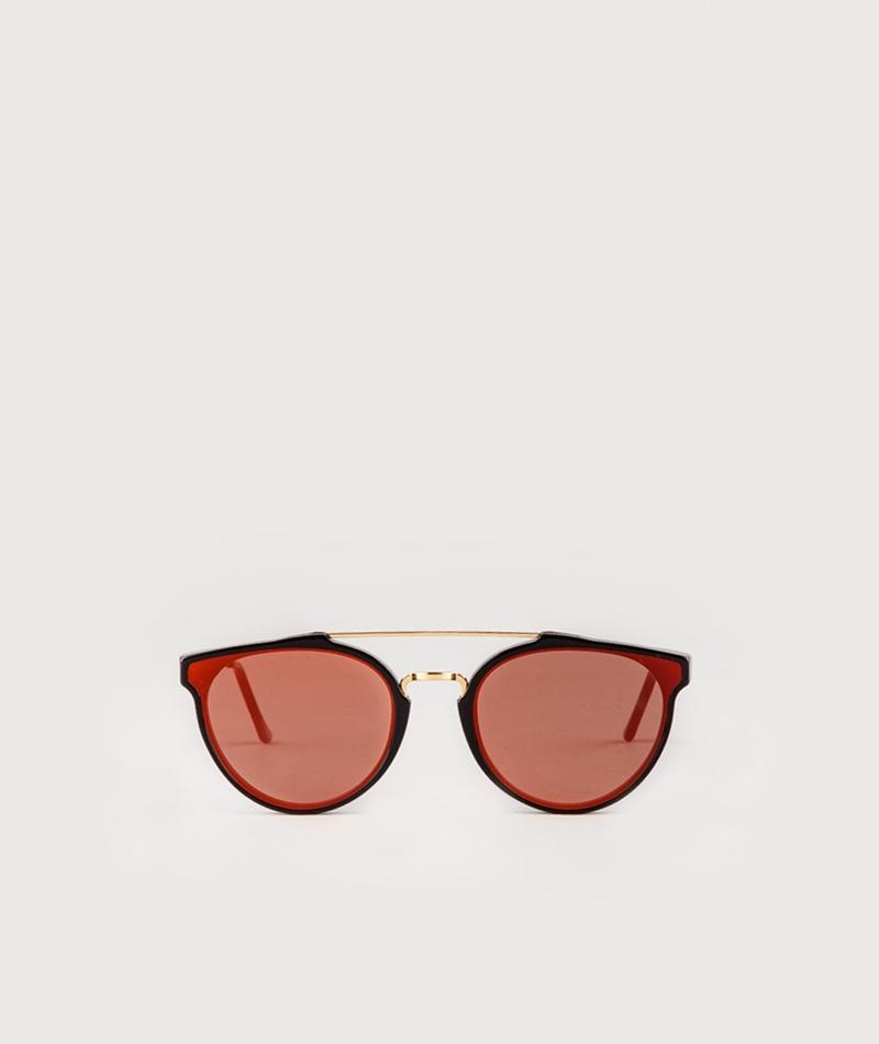 SUPER Giaguaro Forma Red Sonnenbrille