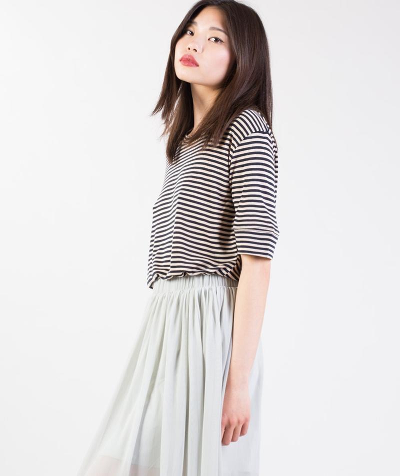 MOSS CPH Quanda Striped T-Shirt