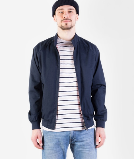 BEN SHERMAN Harrington Jacke navy