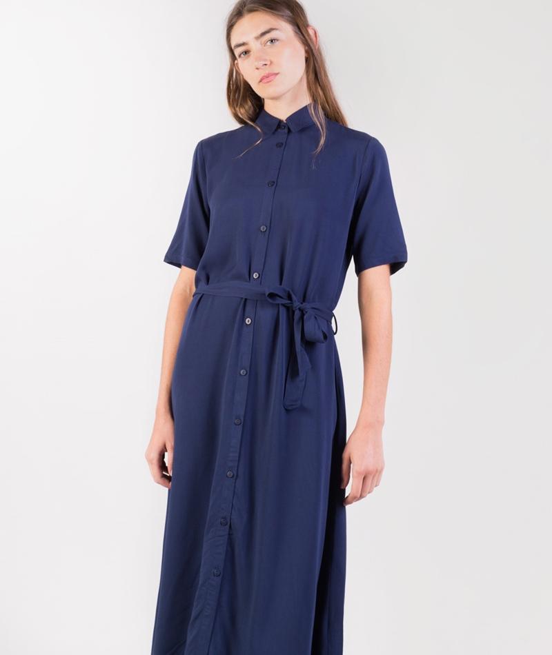 MINIMUM Karianne Kleid maritime blue