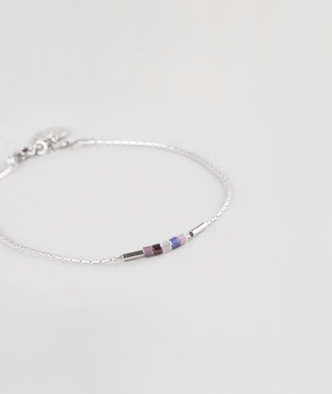 TOMSHOT Rocaille Armband silber