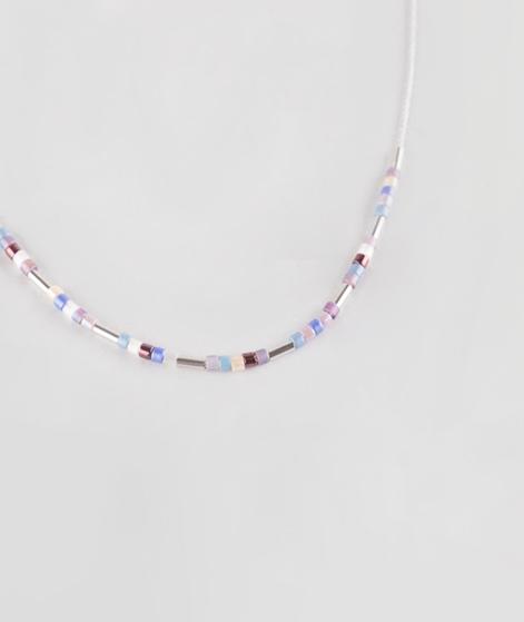 TOMSHOT Rocaille Kette silber