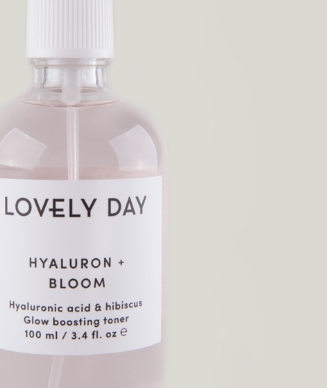 LOVELY DAY BOTANICALS Hyaluron Toner