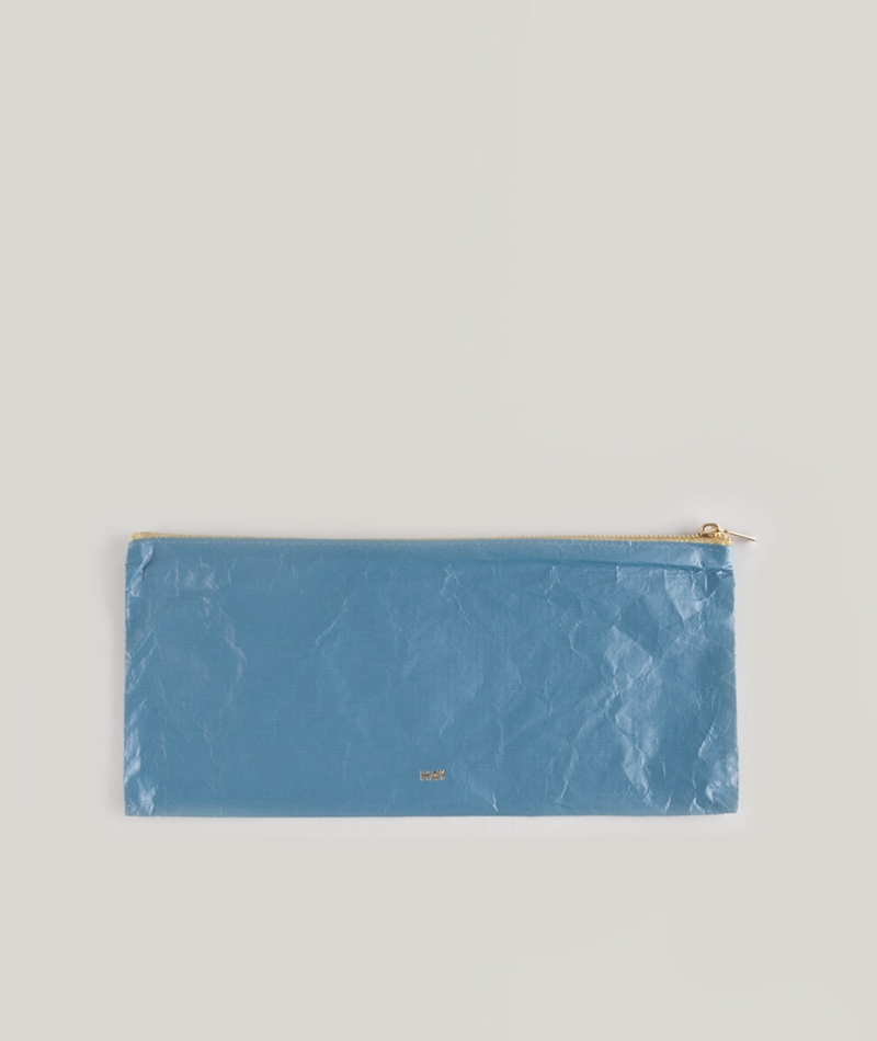 HAY Packing Essentials Zip Blue