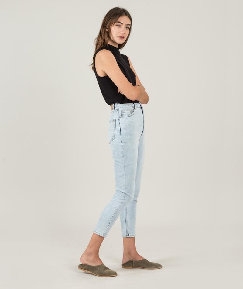 CHEAP MONDAY Donna Jeans beach blue