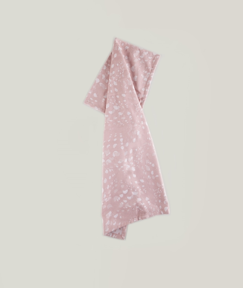 H. SKJALM P. Tea Towel Villum rose