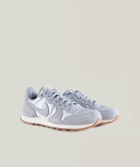NIKE Internationalist Sneaker wolf grey