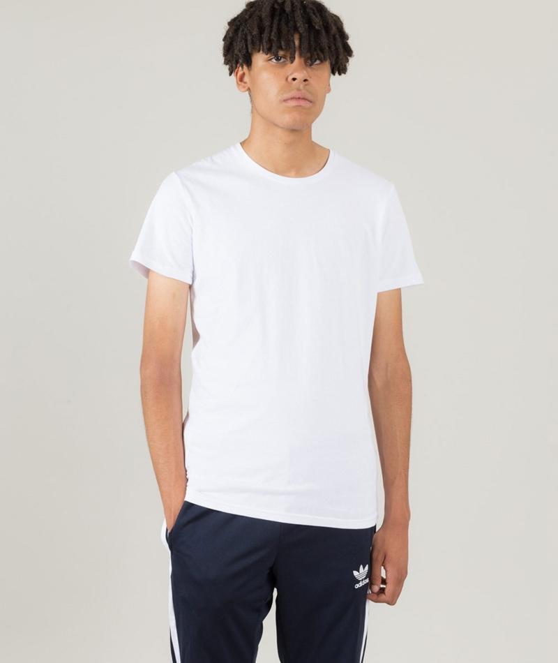 MINIMUM Fred T-Shirt white