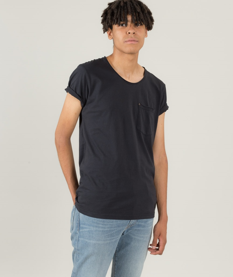 MINIMUM Bradley T-Shirt black
