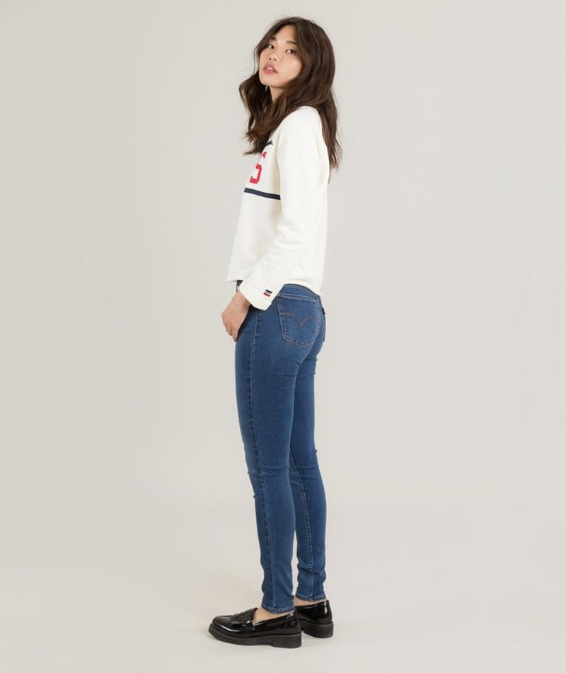 LEVIS Innovation Super Skinny Jeans darl