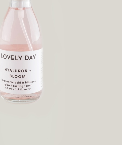 LOVELY DAY Hyaluron Bloom Toner